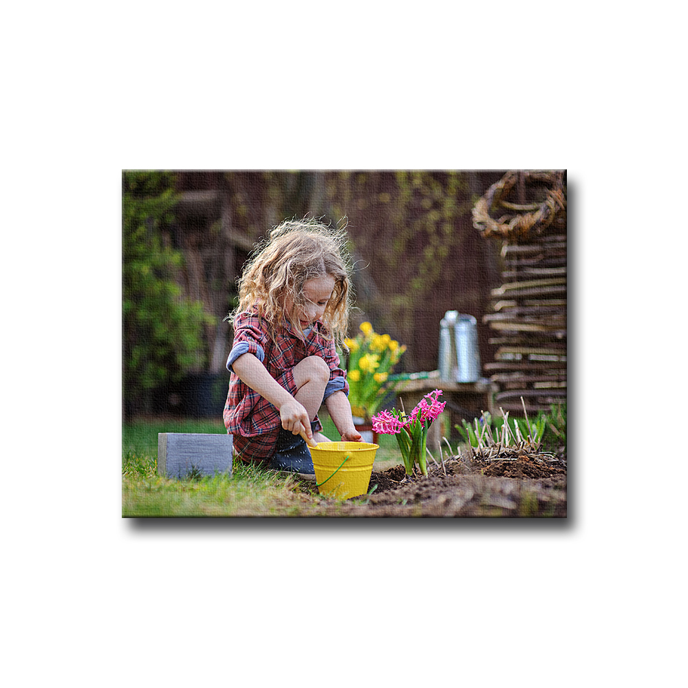 your photos will be transformed into works of art when mounted on canvas our canvas prints are produced with uv resistant inks to ensure long lasting image